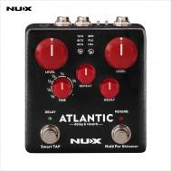 NUX Verdugo รุ่น ATLANTIC เอฟเฟค - Delay & Reverb