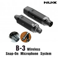 NUX B-3 Wireless Snap-on Microphone System - ไวเลสไมโครโฟน