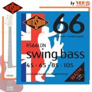 Rotosound สายเบส  รุ่น RS66LDN - SWING BASS 66 NICKEL STANDARD | 45-105
