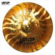 "UFIP รุ่น Tiger Series 18"" China (แฉหงาย)"