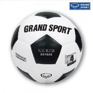 GRAND SPORT บอลหนังอัด รุ่น Kicker เบอร์ 4