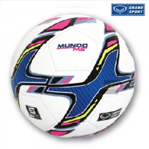 GRAND SPORT บอลหนังเย็บ รุ่น MUNDO MS