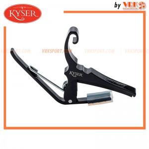 คาร์โป้กีตาร์โปร่ง KYSER - Black