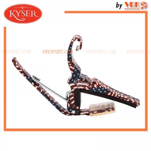 Kyser คาร์โป้กีตาร์โปร่ง รุ่น KG6 - FREEDOM
