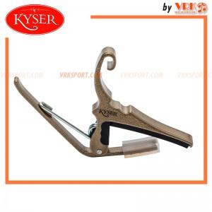 Kyser คาร์โป้กีตาร์โปร่ง รุ่น KG6 - GOLD