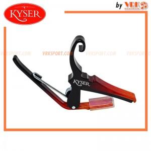 Kyser คาร์โป้กีตาร์โปร่ง รุ่น KG6 - SUNBURST