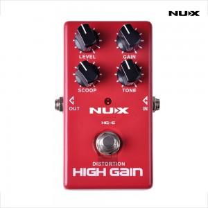 เอฟเฟค NUX รุ่น HG-6 (Modern High Gain)