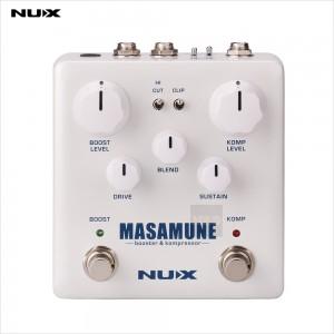 NUX Verdugo รุ่น MASAMUNE เอฟเฟค - Booster & Kompressor