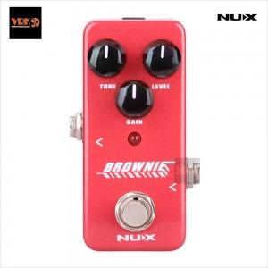 เอฟเฟค NUX mini core series รุ่น BROWNIE (Distortion)