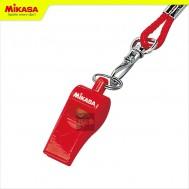 MIKASA นกหวีด รุ่น WH2 - สีแดง