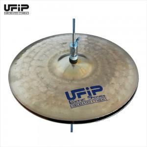 "UFIP รุ่น Bionic Series 14""  Hi Hat (ฉาบไฮ-เอท)"