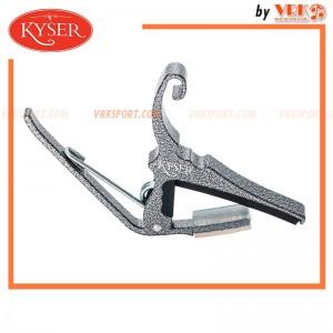 Kyser คาร์โป้กีตาร์โปร่ง รุ่น KG6 - SILVER