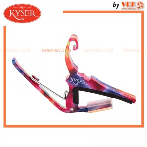 Kyser คาร์โป้กีตาร์โปร่ง รุ่น KG6 - TIE-DYE