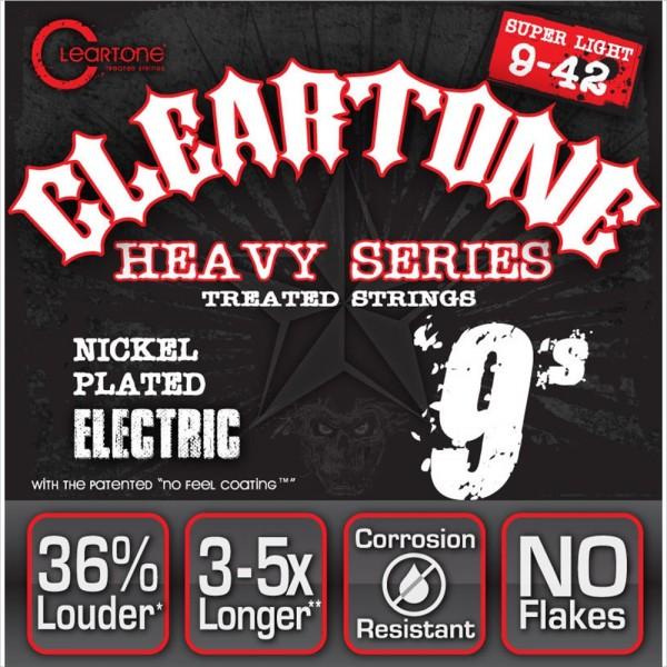 สายกีตาร์ CLEARTONE MONSTER ไฟฟ้า 9-42